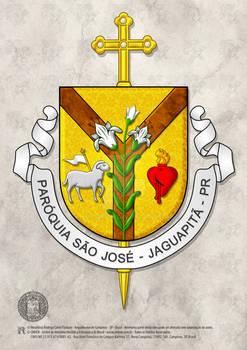 Heraldry St. Joseph Paroch - Jaguapita SP
