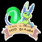 (Bianra) 12 HOUR MYO Event - CLOSED