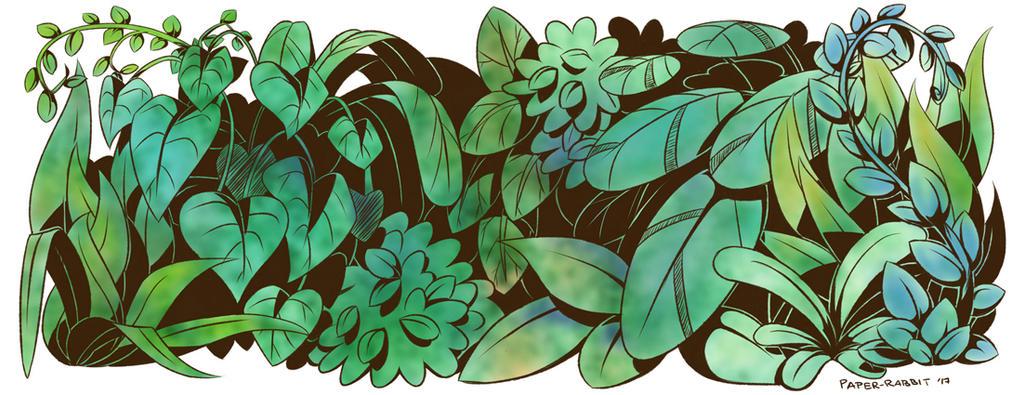 (Original) Foliage