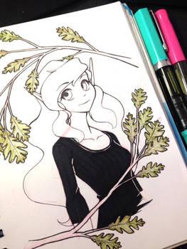 (Inks) Aviana - Doodle