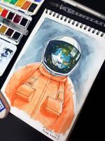 (Watercolor) Indagar