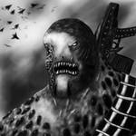 Face off Locust! by Dragonborn91