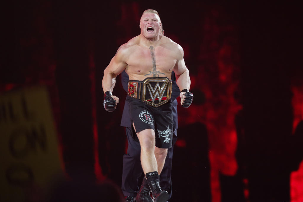 OriginalBrockLesnar by rlcwallpapers