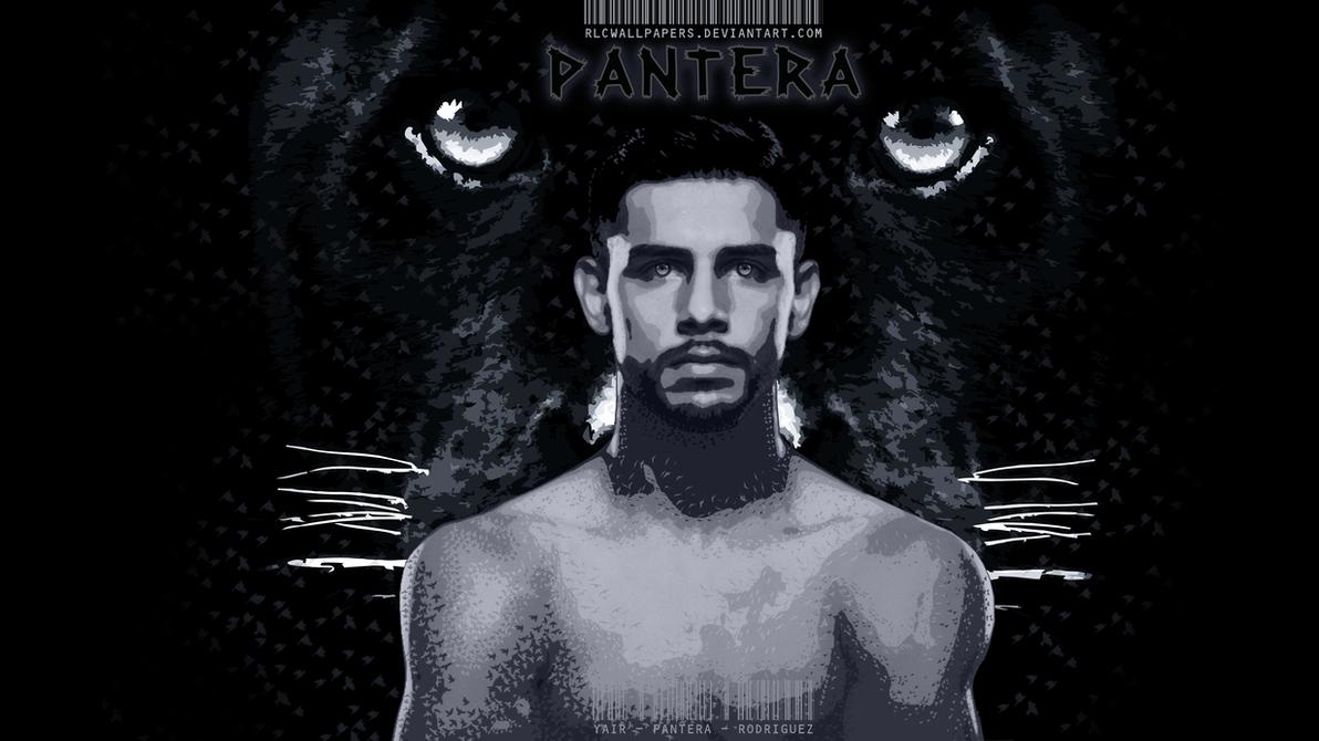 Yair Pantera Rodriguez by rlcwallpapers
