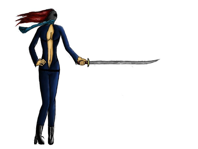 Ninja Women by morb123