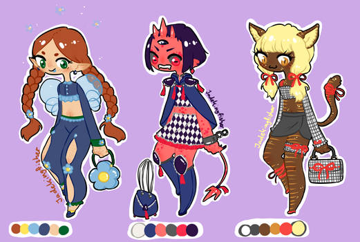 Price Reduced! Humanoid Adopts -3/3 OPEN-