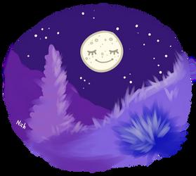Moon friend
