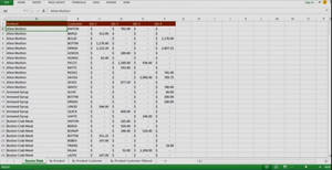 Microsoft Office 2012 EXCEL Technical Preview