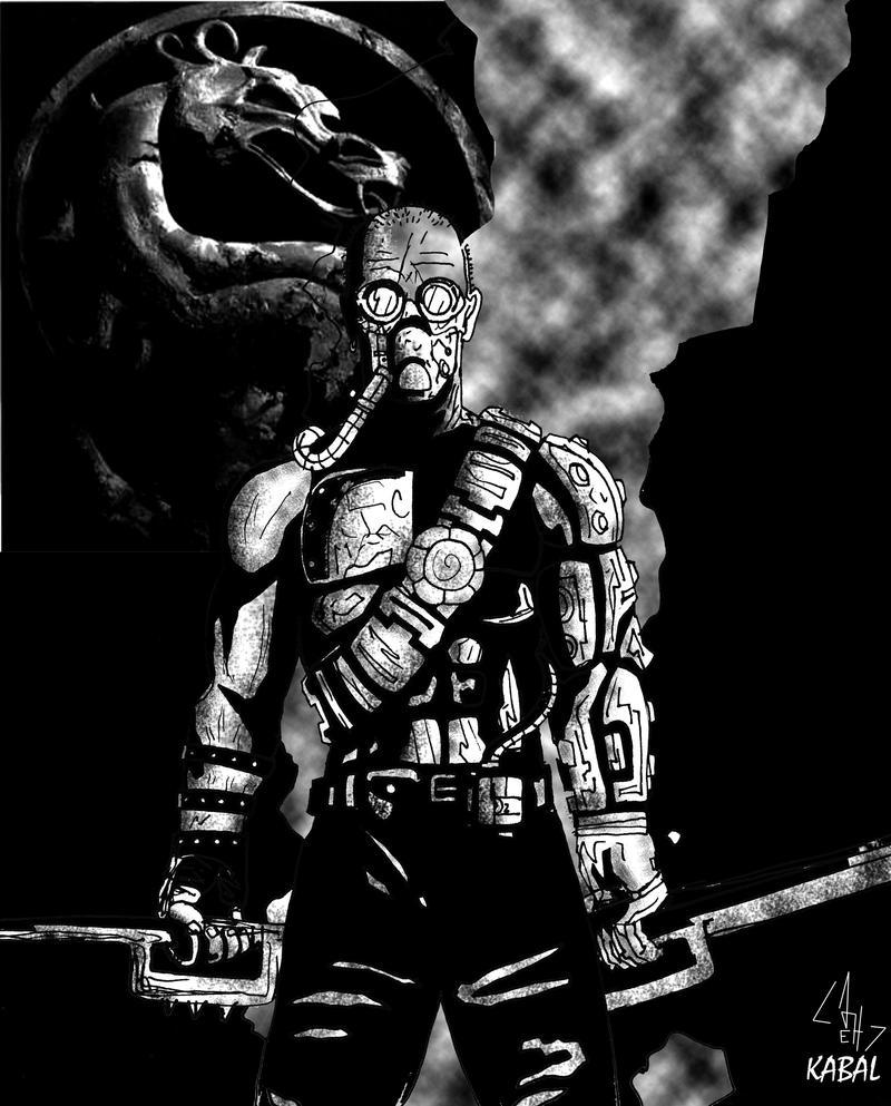 Kabal by Esqueleto on DeviantArt