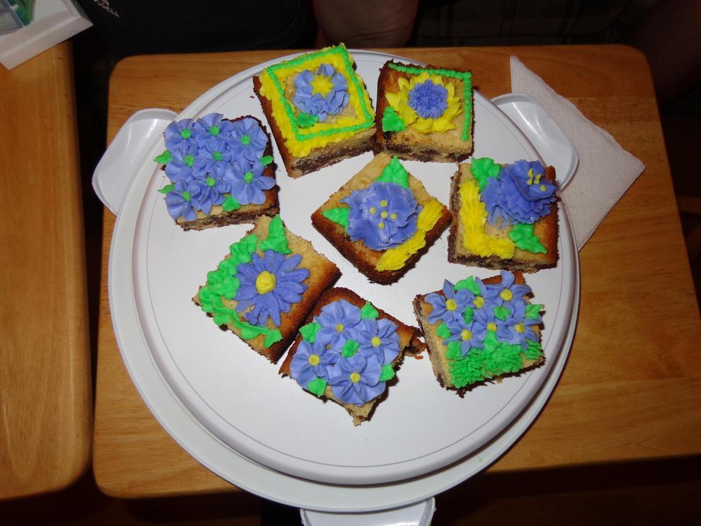 Cake decorating week 3 by spyruto99 on deviantart for Art cake decoration