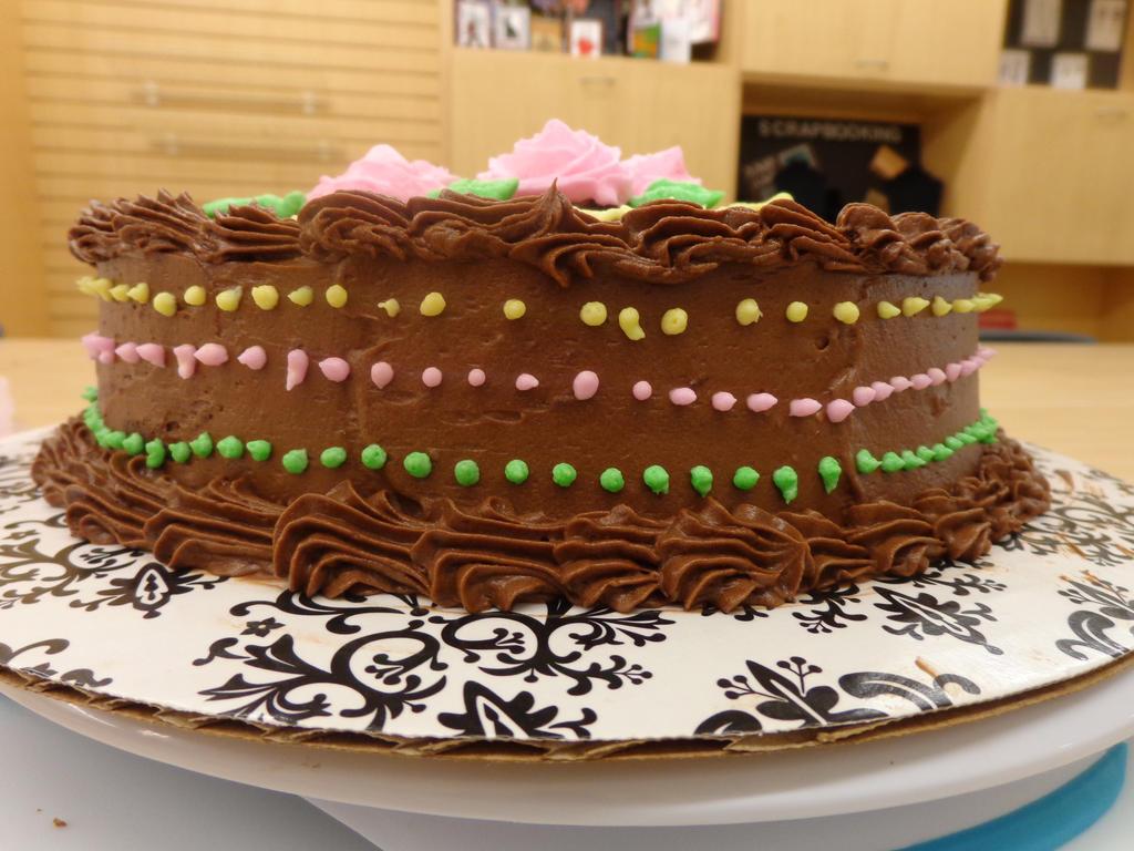 Cake decorating week 4 side by spyruto99 on deviantart for Art cake decoration