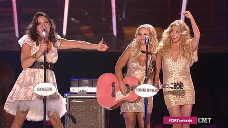 CMT awards performance 2012 Pistol Annies