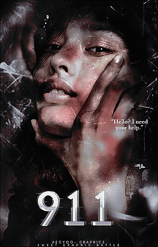911 [ENTRY for Sweet Graphic Battle] by vroseu