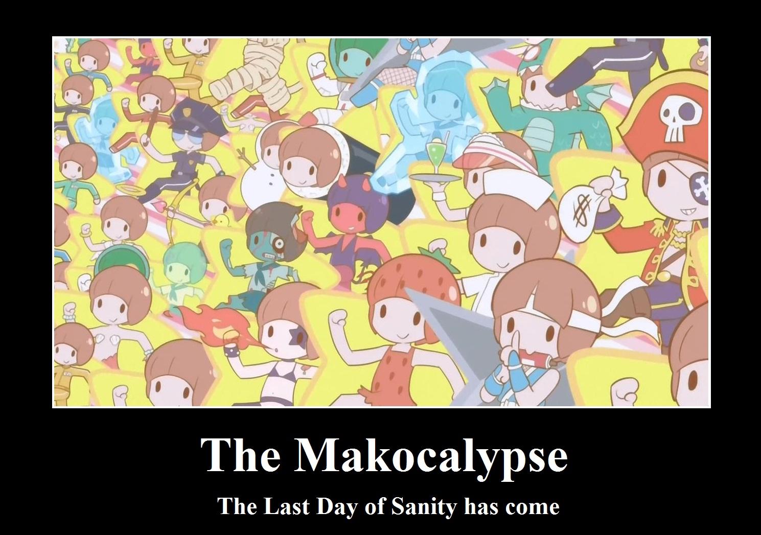 Makocalypse by neogoki