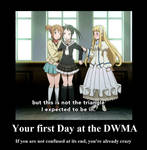 DMWA - Day 1