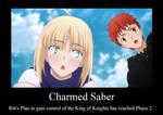 Charmed Saber