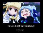 Fate's First Befriending