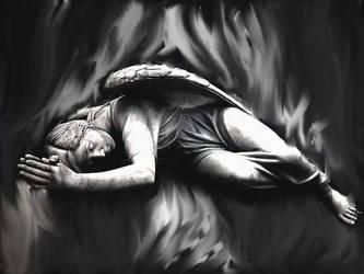 Fallen angel's prayer