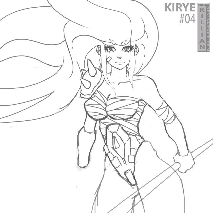 WiP - Kirye by ArtofKillian