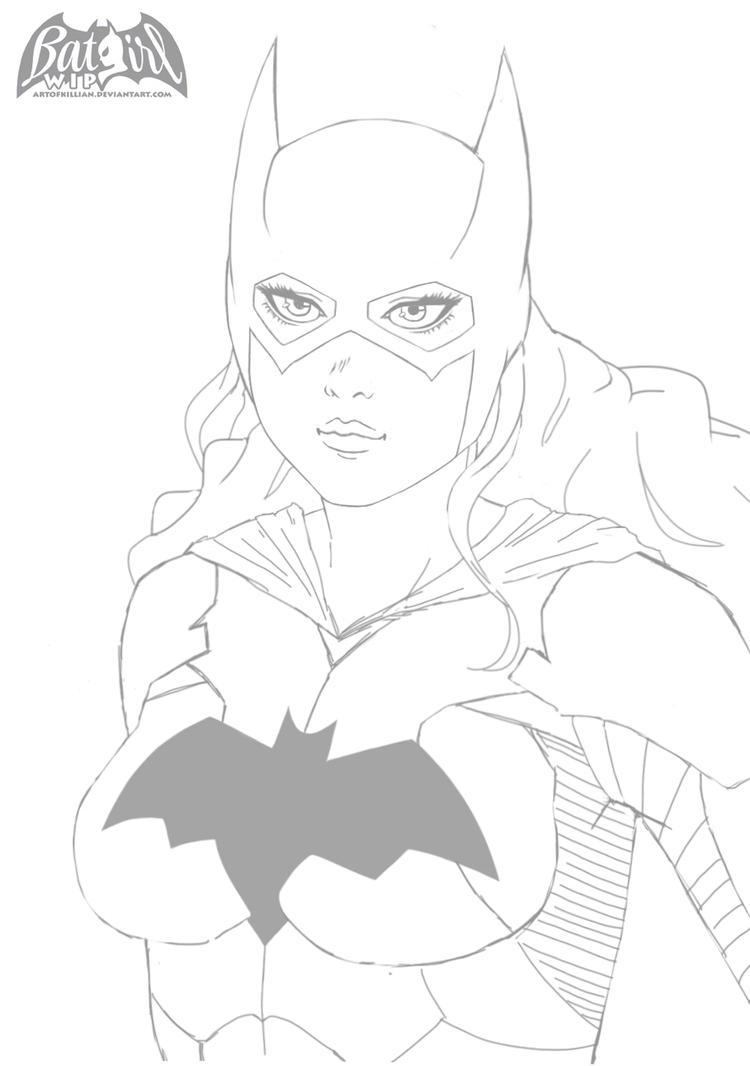 Batgirl by ArtofKillian