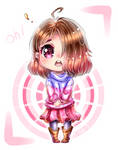 Chibi Betty Glitchtale