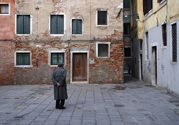 Old man V2 by NickiStock