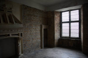 Old room1 by NickiStock