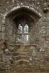 Castle window -