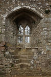 Castle window -