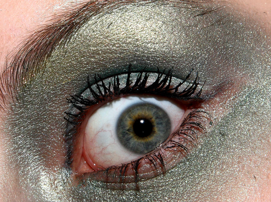 Glitter eye2 by NickiStock