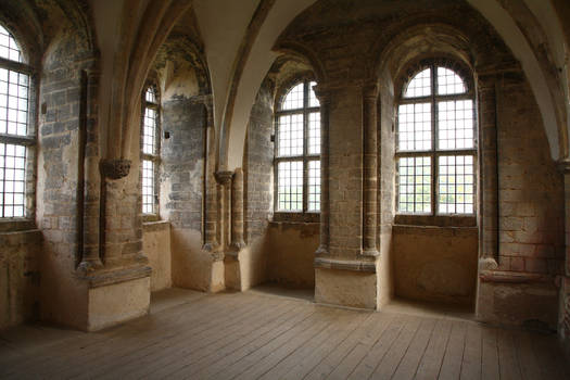 Gothic Castle Room