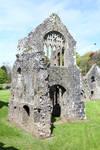 Castle ruins stock 2