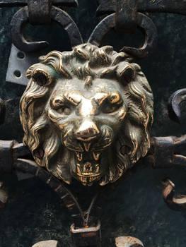 Venice door knocker