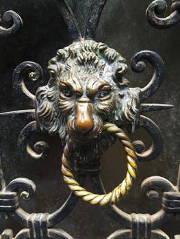 Venice door knocker 2 by NickiStock
