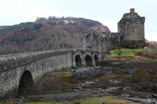 Eilean Donan Castle - Stock Image