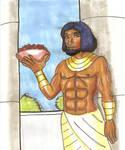 Mikha'El the Studly Slave