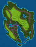 The Saurian Continent