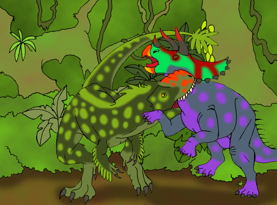 [Image: rumble_in_the_jungle_by_brandonspilcher-d6qc3jy.png]