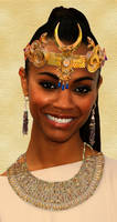 Portrait of Cleopatra VII