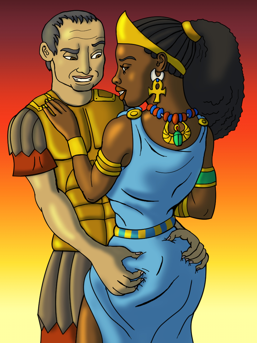 cleopatra cartoon Naked