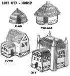 LOST CITY - Houses