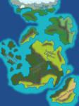 Conceptual World Map