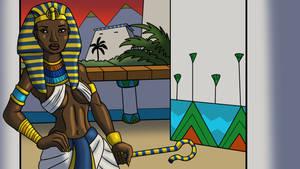 Hatshepsut of Egypt for Civilization VI