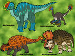 Dinosaur Tag - Dinos Part 1