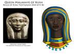 Queen Malakaye of Kush