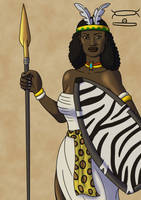 Neithhotep by TyrannoNinja