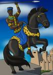 Sundiata Keita of Mali by TyrannoNinja