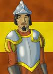 The Spaniard by TyrannoNinja