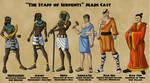 Staff of Serpents Main Cast by TyrannoNinja