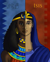 Isis Across Cultures V2 by TyrannoNinja